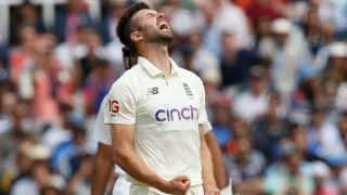IND vs ENG 2021: Mark Wood Suffers Shoulder Injury, Doubtful For Third Test vs India at Headingley
