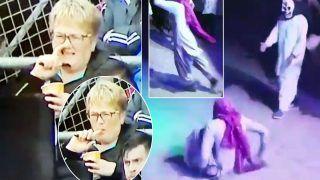 Viral Video: मैदान में बैठी महिला ने की ऐसी हरकत, देखकर हिल जाएंगे, दूसरा वीडियो है सबसे मजेदार