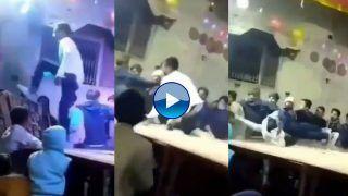 Dance Ka Video: हाहाकारी डांस दिखाने की कोशिश कर रहा था लड़का, पर हो गई बेइज्जती | Viral हो गया वीडियो