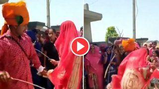 Devar Aur Bhabhi Ka Video: रस्म के नाम पर देवर ने सचमुच कर दी भाभी की बुरी पिटाई | देखिए फिर क्या हुआ