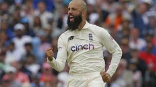 Moeen Ali, England's Allrounder, Set to Retire From Test Cricket: Report