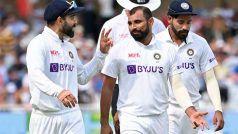 IND vs ENG: बुमराह-शमी का कमाल, चार इंग्लिश खिलाड़ी शून्य पर आउट, 183 के जवाब में पहले दिन भारत 21/0