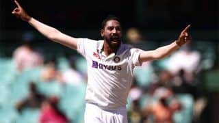 Mohammed Siraj Broke Down on Multiple Occasions, But Never Gave Up: New Book Reveals