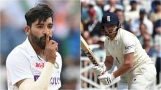 Siraj Shushing Bairstow Was Unnecessary, He Will Learn From This, Says Karthik