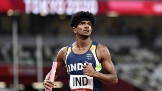 Tokyo Olympics 2020: भारतीय टीम ने बनाया Asian Record, मगर 4x400m Relay के फाइनल से चूकी