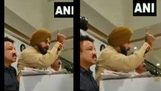 Video: नवजोत सिंह सिद्धू बोले- अगर आप मुझ निर्णय नहीं लेने देते हो...ईंट से ईंट बजा दूंगा...