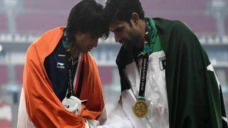 पाकिस्तानी खिलाड़ी Arshad Nadeem को ट्रोल करने वालों पर भड़के Neeraj Chopra, वीडियो में दिया करारा जवाब