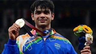 Tokyo Olympics 2020: गोल्ड जीतकर Neeraj Chopra बोले- 'विश्वास नहीं हो रहा'