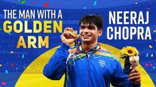Neeraj Chopra Tokyo Olympics 2020 Gold Medalist: Man with A Golden Arm