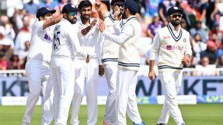 INDIA vs ENGLAND: दूसरी पारी में 303 रन बनाकर इंग्लैंड ने दिया 209 रन का लक्ष्य, भारत जीत से 157 रन दूर