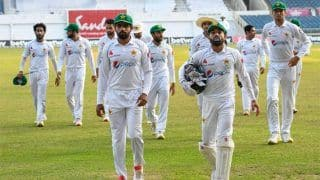 WI vs PAK: पाकिस्तान ने वेस्टइंडीज को दिया 329 का टारगेट, 5वें दिन जीत के लिए चाहिए 9 विकेट
