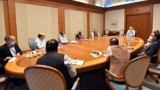 Situation in Afghanistan: PM Modi Holds Meeting of Cabinet Committee on Security, Top Ministers Present