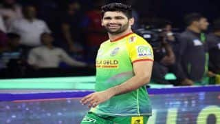 Pardeep Narwal Smashes Pro Kabaddi League Record, Sold to UP Yoddha for 1.65 Crore