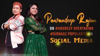 Indian Idol 12: क्या पवनदीप राजन और अरुणिता कांजीलाल सोशल मीडिया पर सिद्धार्थ शुक्ला और शहनाज गिल से ज्यादा लोकप्रिय हैं?