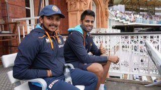 India vs England 2nd Test: क्वारंटीन पूरा कर लॉर्ड्स की बालकनी में नजर आए Prithvi-Suryakumar, बीसीसीआई ने कहा...