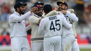 If you went after one of us youre after the whole indian team kl rahul 4894657