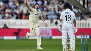 विराट कोहली के खिलाफ प्लान चौथे स्टंप की लाइन पर गेंदबाजी करने का था: ओली रॉबिन्सन