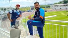 WATCH: कोच नहीं रोहित शर्मा ने कराई टीम इंडिया को फील्डिंग प्रैक्टिस, हंसते-हंसते खिलाड़ियों का हुआ बुरा हाल