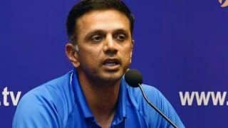 Rahul Dravid Likely to be Interim Coach of Team India For Home Series vs Kiwis; Reports