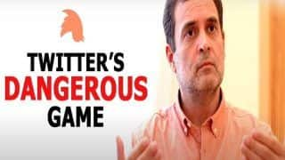 Twitter 'Biased', Listens to What The Government Says: Rahul Gandhi