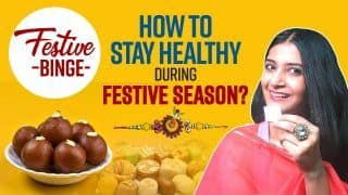 Raksha Bandhan Special: These 8 Tips Will Help You to Stay Fit This Festive Season