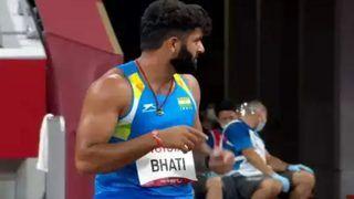 Tokyo Paralympics 2020: भाला फेंक में भारत को झटका, फाइनल में Ranjeet Bhati का एक भी प्रयास वैलिड नहीं