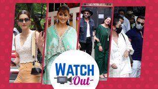 Kareena Kapoor's Son Jeh Captured: करीना कपूर खान, सैफ अली खान, तैमूर और जेह को एक साथ कलीना एयरपोर्ट पर किया गया स्पॉट
