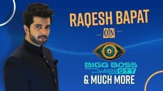 Bigg Boss OTT: Raqesh Bapat Reveals Why He Took So Long To Say Yes For The Show and What If His Ex-Wife Ridhi Dogra Enters House | Exclusive