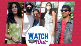 Watch Out: Sushmita Sen And Rohman Shawl Spotted Together, Janhvi Kapoor Snapped Working Out