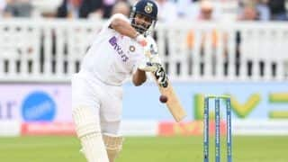Had to Change My Stance After Being Told by Umpire: Rishabh Pant