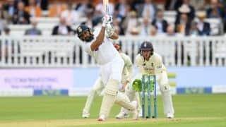 IND vs ENG: Rohit Sharma Slams Highest Overseas Test Score But Misses Out on Hundred; Twitter Hails India Opener's Knock