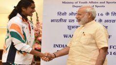 दो ओलंपिक पदक जीतने वाली पहली भारतीय महिला बनने पर राष्ट्रपति, प्रधानमंत्री ने दी PV सिंधू को बधाई