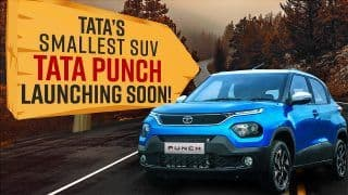 Tata's Smallest SUV Tata Punch (HBX) To Be Launched in India: Price, Features Revealed   Watch Video