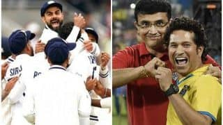 'What Character & Guts' - Sourav Ganguly, Sachin Tendulkar REACT to India's Lord's Win!