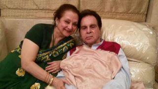 Saira Banu Remembers Dilip Kumar On 56th Wedding Anniversary: 'We Still Walk Together Hand-In-Hand'