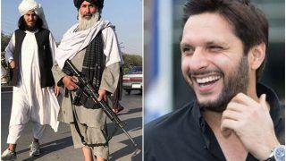 Taliban के समर्थन में Shahid Afridi, बोले- माशाल्लाह चीजें जबरदस्त पॉजिटिविटी की तरफ नजर आ रही हैं
