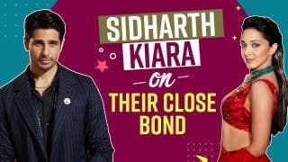 Exclusive!! In A Conversation With Sidharth Malhotra And Kiara Advani on Their Chemistry in Shershaah And More: Watch Now