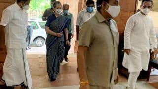 Sonia Gandhi To Host Meeting With Oppn Leaders; Mamata, Uddhav, And Hemant On The Guest List