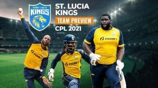 SLK vs TKR Dream11 Team Prediction, Fantasy Tips CPL T20 Match 7: Captain, Vice-captain- St Lucia Kings vs Trinbago Knight Riders, Playing 11s, Team News From Warner Park at 7:30 PM IST August 29 Sunday