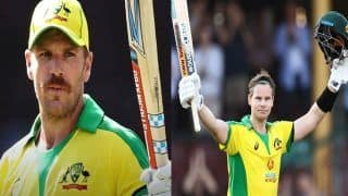 Steve Smith, Aaron Finch on Road to Recovery for ICC T20 World Cup