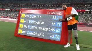 Tokyo Paralympics 2020: टोक्यो पैरालिंपिक में Sumit Antil ने वर्ल्ड रिकॉर्ड के साथ जीता गोल्ड, भारत की झोली में दूसरा स्वर्ण पदक