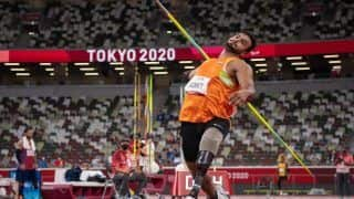 Watch: Sumit Antil's Historic Gold Medal Throw in F64 Event at Tokyo Paralympics