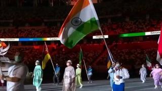 Tokyo Olympics 2020, Closing Ceremony: Bajrang Punia ने थामा तिरंगा, इस तरह हुआ टोक्यो ओलंपिक का समापन