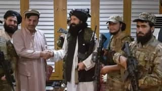 Former Afghan President Ashraf Ghani's Brother Hashmat Ghani Pledges Allegiance to Taliban: Report