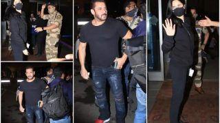Tiger सलमान खान को जब CRPF जवान ने एयरपोर्ट पर रोका, तो हुआ कुछ ऐसा...फैंस बोलो 'सैल्यूट है'