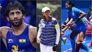 Highlights Tokyo Olympics 2020 Day 15 Updates: Wrestler Bajrang Punia to Fight For Bronze; Golfer Aditi Ashok in Contention For Historic Medal; India Lose Bronze Playoff in Women's Hockey