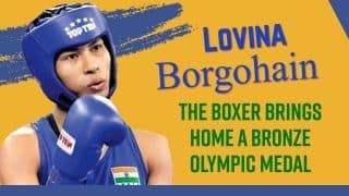 Tokyo Olympics 2020 Bronze Medalist Boxer Lovlina Borgohain: All You Need to Know About Her| WATCH