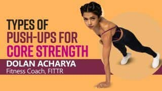 Push-Up Exercise: Build Up Your Upper Body Strength By Practicing These Different Types Of Push-Ups