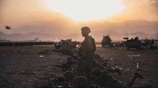 अमेरिकी नागरिकों को निकाले जाने तक अफगानिस्तान में रुकेंगे US सैनिक: जो बाइडन