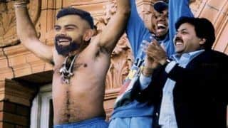 'Take a Bow' - ABD Congratulates Kohli With Hilarious Meme After Lord's Win